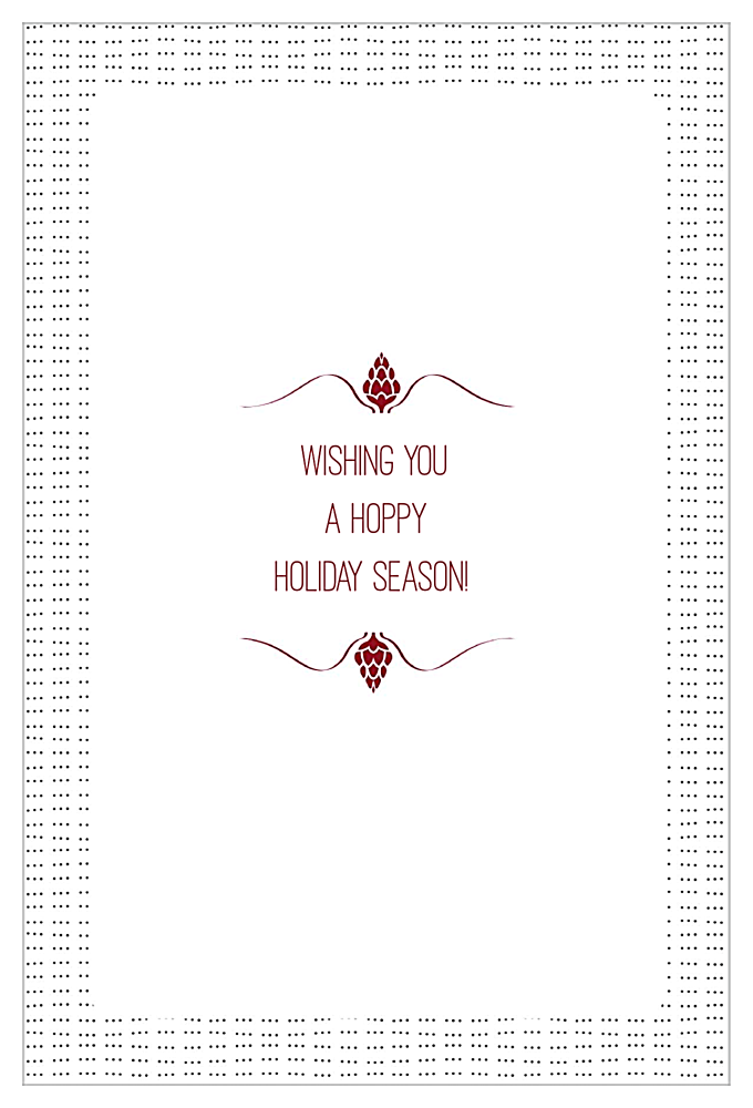Cheers Banner back - Invitation Cards Maker