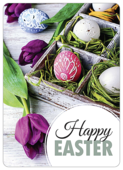 Tulips for Easter - invitation-cards Maker