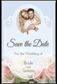 Floral Wedding - invitation-cards Maker