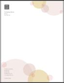 Speckles - letterhead Maker