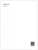 Connected Dots - letterhead Maker