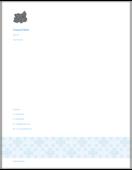 Crosses - letterhead Maker