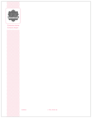 Halftone Dots - letterhead Maker