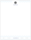 Diamond pattern - letterhead Maker