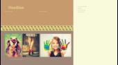 Cubic Borders - postcards Maker