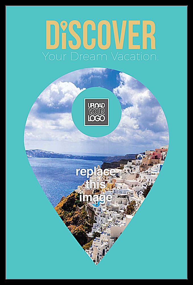 Discover front - Postcards Maker