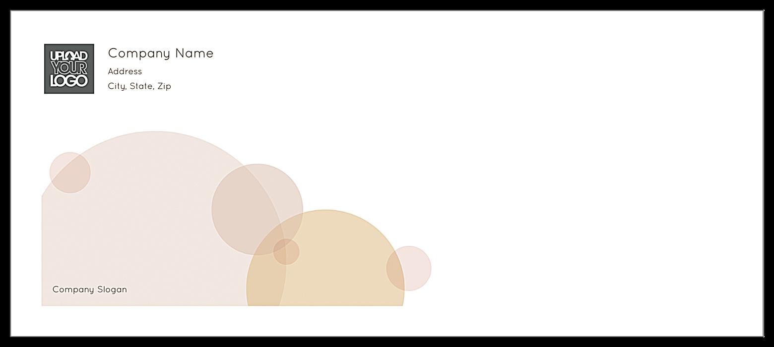 Speckles front - Standard Envelopes Maker