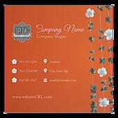 Flower Curtain - magnets Maker