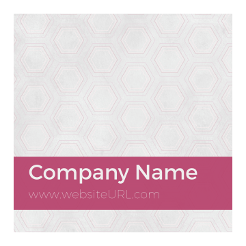 Customize Our Hive Sticker Design Template front - Stickers Maker