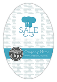 Silly Chef - stickers-labels Maker