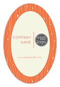 Circle Vines - stickers-labels Maker