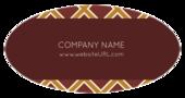 Diamond Grid - stickers-labels Maker