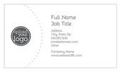 Circles in the Orchard - ultra-business-cards Maker