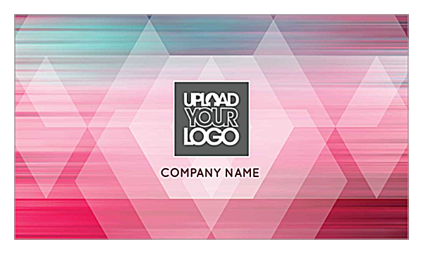 Color Flare front - Ultra Business Cards Maker
