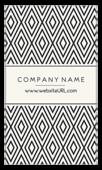 Diamond Pattern - ultra-business-cards Maker