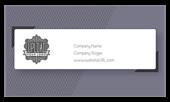 Indexed Elegance - ultra-business-cards Maker