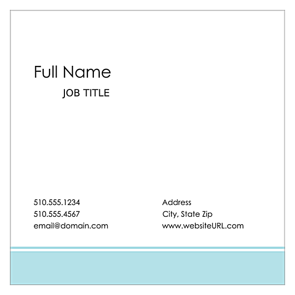 Home Again Real Estate front - Ultra Business Cards Maker