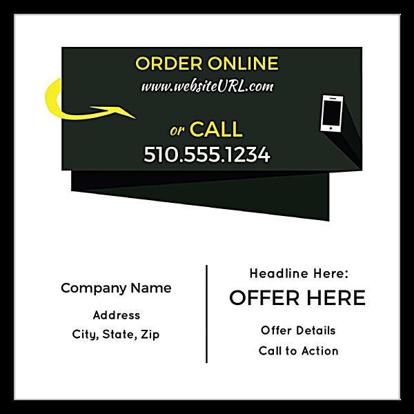 Online Order Up front - Ultra Business Cards Maker