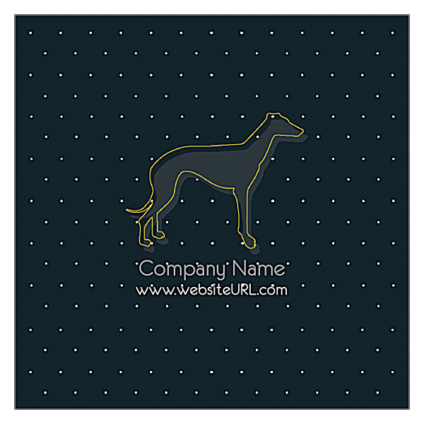 Couture Pets front - Ultra Business Cards Maker