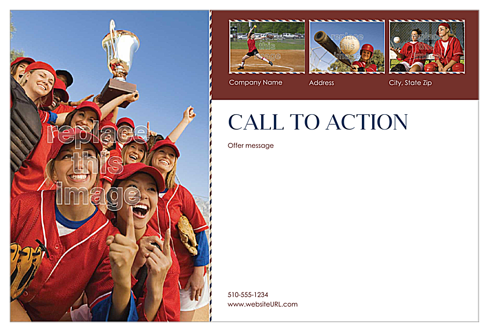 Team Spirit back - Ultra Postcards Maker