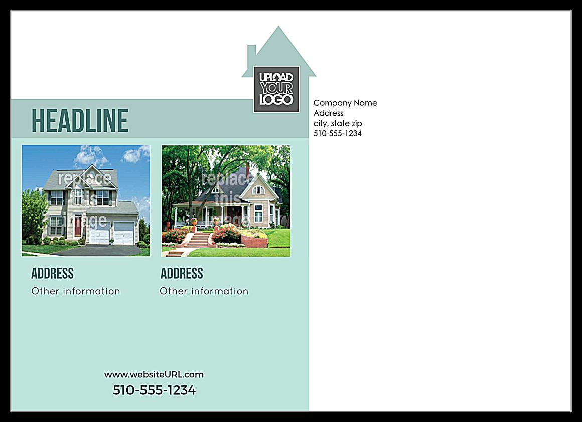 Open House back - Ultra Postcards Maker
