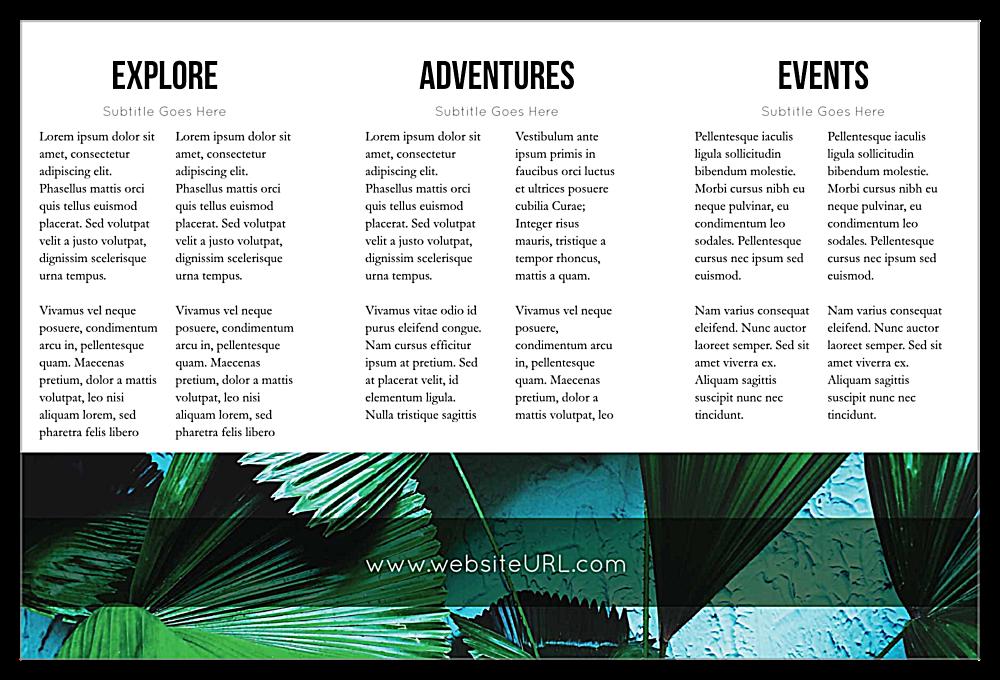 Travel Greener back - Ultra Postcards Maker